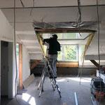 Dach isolierung