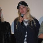 YANA ZHDANOVA, ALEKSANDRA SHEVCHENKO, OKSANA CHATKO (FEMEN).