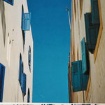 "Rosa Behar: ""Dis donc tes murs :)"" - Alexandra Rayburn Morgenegg: ""Tunisie?"""