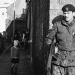 &#169Christine Spengler - Irlande du Nord. Belfast, 1972.