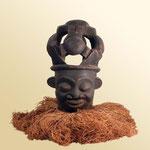 Masque de protection de l'ethnie Bamoun (Cameroun)
