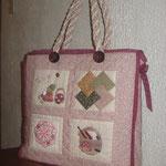 Le sac de patchwoek...Béatrice
