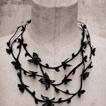 mod. 3770 Collier Danaïde Black