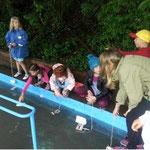 Thementag - Boote bauen