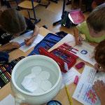 Thementag - Wasserexperimente