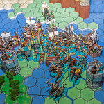 Schlacht in der Passage der Sklavenhändler (Athryll Fellin <> Kartazda)
