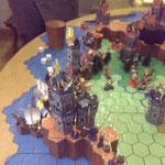 Die Invasoren der Blutsteinlande bedrängen die Hauptsstadt Quiriadorn