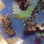 Invasionsflotte von Tyrannos erscheint im Nor