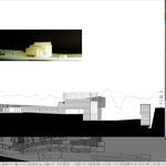Proyecto Fin de Carrera Arquitectura. Alzado 4