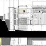 Proyecto Fin de Carrera Arquitectura. Sección constructiva 1a