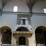 Iglesia Parroquial Villanueva de Huerva. Interior Frontal