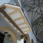 2006. Iglesia Parroquial Nuestra Sra de los Ángeles. Villanueva (Zaragoza)