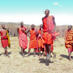 Kenya. El salto del ori