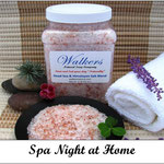 Spa Night & Home
