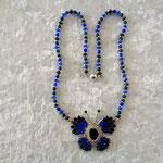 Schmetterling dunkelblau 30 Euro