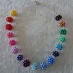 Superduo Kugeln in Regenbogen 50 Euro
