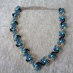 Hogarths crystal Curve Blau-Türkis (neu) 35 Euro