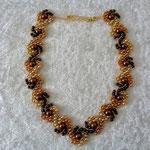 Hogarths crystal Curve braun-gold 35 Euro