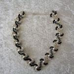Hogarths crystal Curve silber-schwarz verkauft