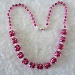 Pinch-Blumen pink 40 Euro