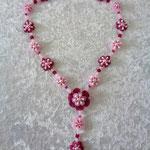 Blumenreigen pink-rosa 50 Euro