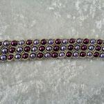 'Grand Duchess' Armband lila 30 Euro