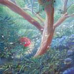 匂い立つ季節(鎌倉・長谷寺)W38.0×H45.5