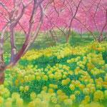 春よ、桜よ W910×H606