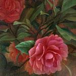 あなたが最も美しい(赤山茶花)H14.0×H18.0