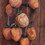 自然美(干柿) W15 x H20