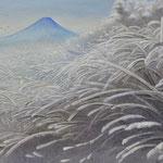 樹氷・富士 W33.4×H24.3