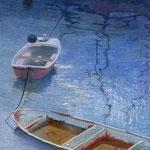 親子舟(鞆の浦)W18×H14
