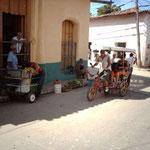 In den Strssen von Trinidad, Kuba