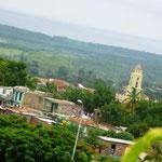 Sicht auf Trinidad, Kuba