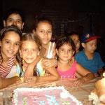 Kinder in den Strassen von Trinidad, Kuba