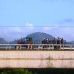 Typischer kubanischer Transport
