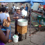 Strassenfest in Trinidad, Kuba