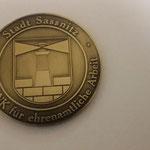 42. 2D-Medaille, 2-seitig mit ...