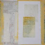 Technique mixte sur papier, 30 x 30 cm, 2014