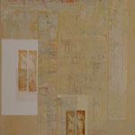 Saveur de la toile blanche 10, 80 x 50 cm, 2018 | fr 1'400