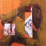 Transition VI, 2011, 50 x 50 cm, acrylique sur toile