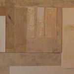 Technique mixte sur toile, 50 x 80 cm, 2015