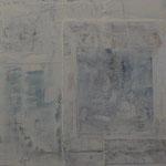 Saveur de la toile blanche 13, 20 x 20 cm, 2018 | fr 350