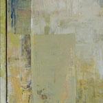 Simplicité, acrylique sur toile, 60 x 20 cm, 2006 | vendu