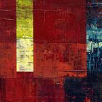 L'hasard, acrylique sur toile, 2010