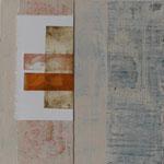Saveur de la toile blanche 7, 30 x 30 cm, 2018
