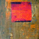 Sans titre, acrylique sur papier, 18 x 18 cm, 2005