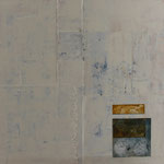 Saveur de la toile blanche 18, 50 x 50 cm, 2018 | fr 900