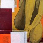 Et si..., 2010, 100 x 70 cm, acrylique sur toile