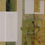 Technique mixte sur toile, 60 x 60 cm, 2014